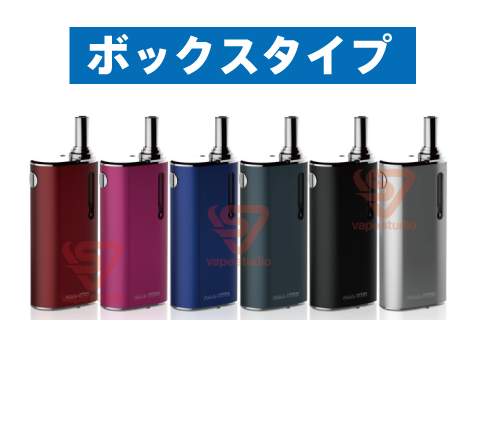 vape studio Eleaf iStick Basic スターターキット
