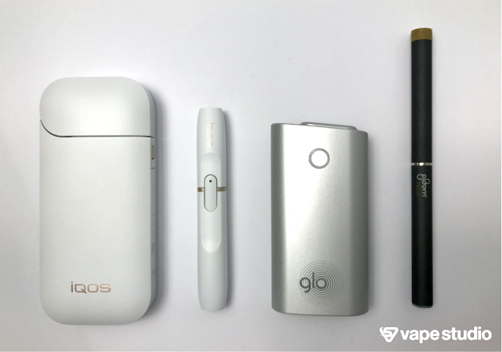 Types of electronic cigarette cartridges