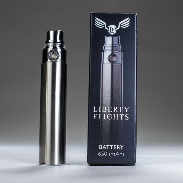 LIBERTYFLIGHTS电池650mAh