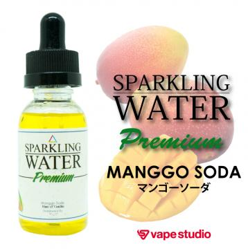 PANDEMIC SPARKLING WATER /MANGO Soda 30ml