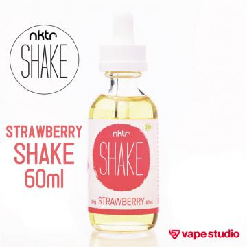 nktr SHAKE STRAWBERRY 60ml