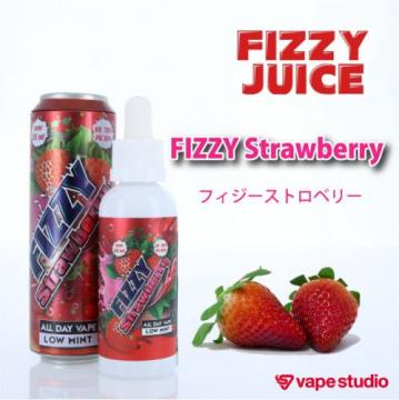 Fizzy Juice Strawberry 55ml