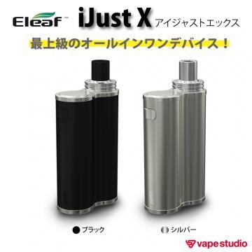 Eleaf(E叶)iJust X启动器配套元件