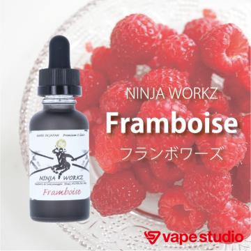 NINJA WORKZ Framboise 30ml