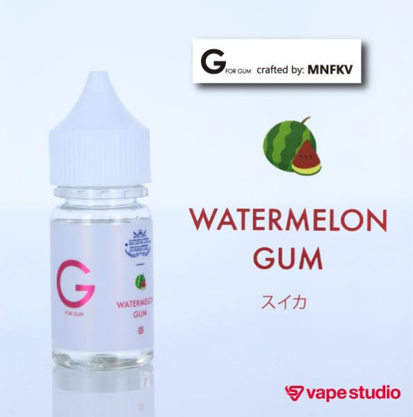 G FOR GUM WATERMELON GUM 30ml