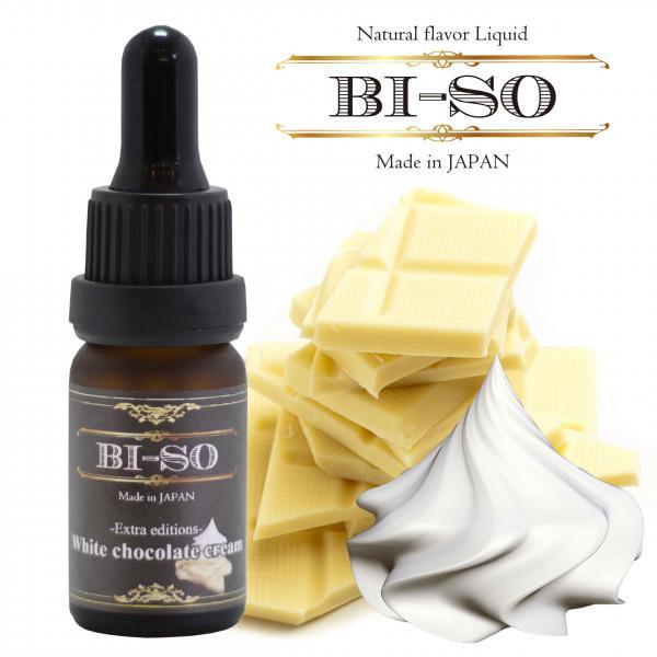 BI-SO白巧克力奶油10ml