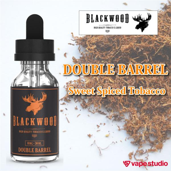 BLACKWOOD DOUBLE BARREL 30ml