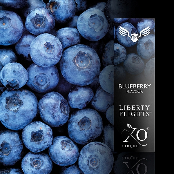 LIBERTY液体蓝莓PG50VG50