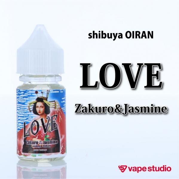 shibuya OIRAN LOVE 30ml