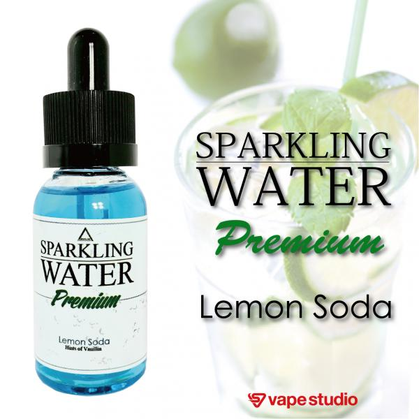 PANDEMIC SPARKLING WATER /Lemon Soda 30ml