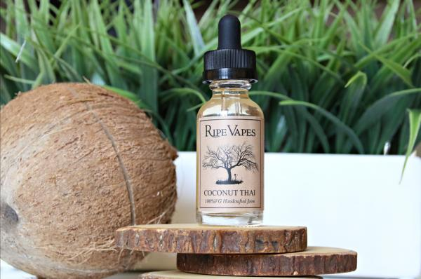 Ripe Vapes COCONUT THAI 30ml