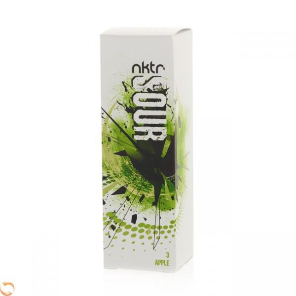 nktr SOUR APPLE 30ml