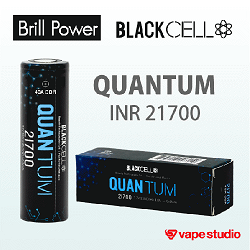 Brillpower BLACKCELL QUANTUM INR 21700バッテリー (PSE認証商品)