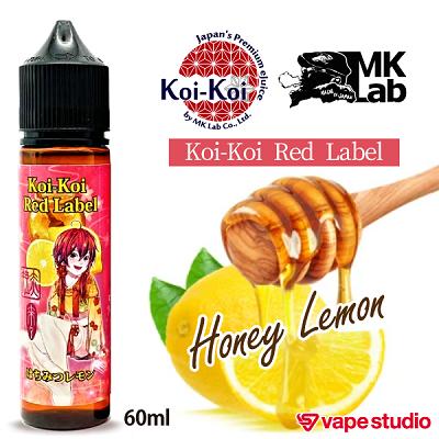 MkLab Koi-Koi 赤短 はちみつレモン 60ml