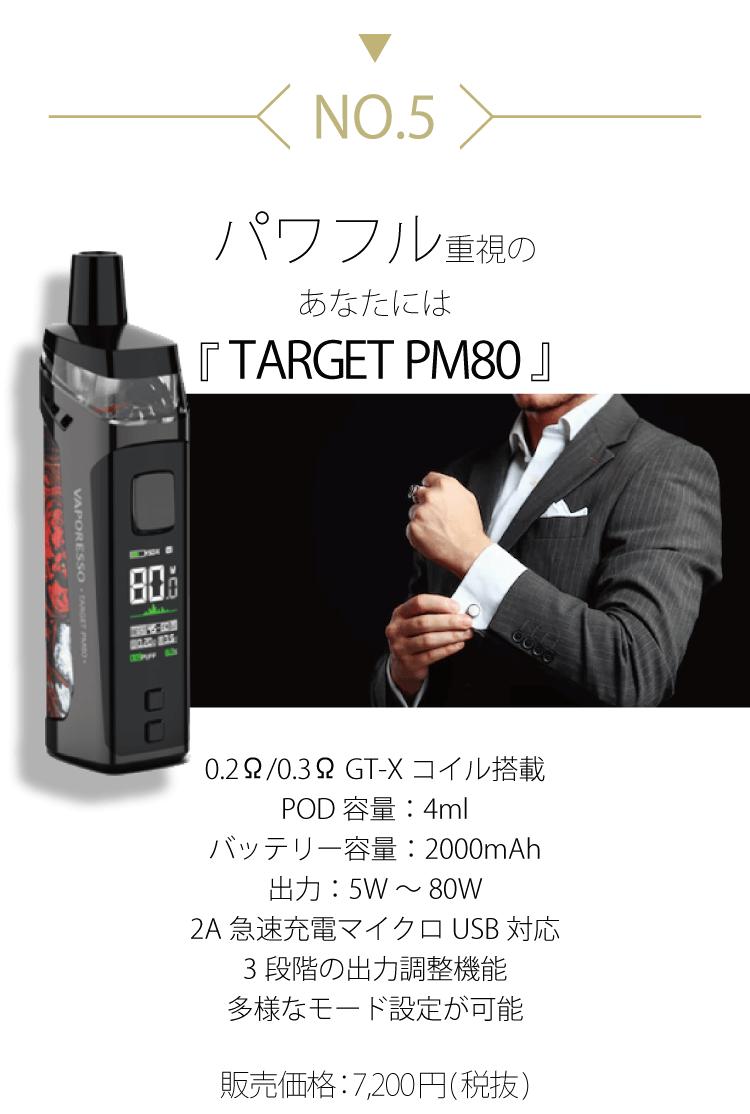 TARGET PM80